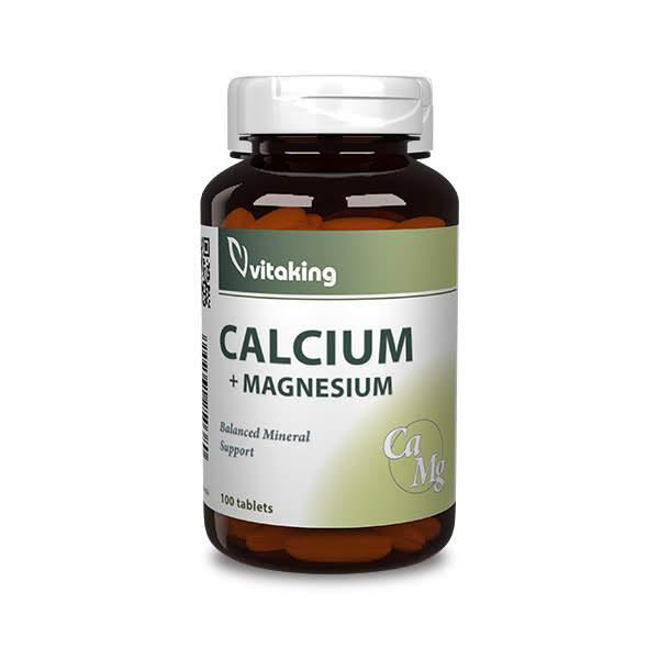 Kalcium-Magnézium – Vitaking