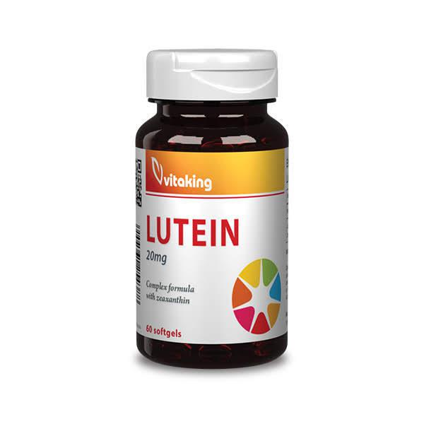 Lutein és zeaxantin – Vitaking (60)