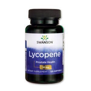 Lycopene (likopen) 10mg (120 kapszula) - Swanson