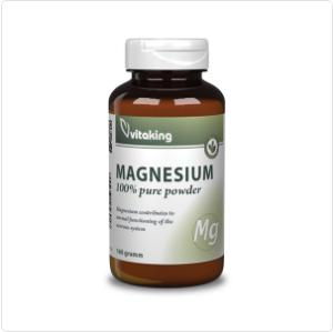 Magnézium citrát por 160g