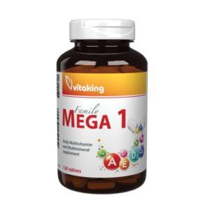 Mega1 Family – Vitaking (120 tabletta)