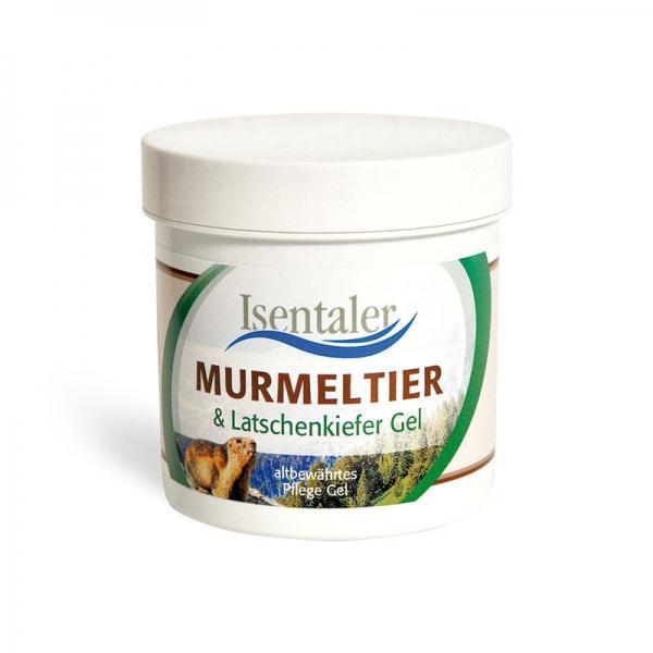 Mormota és hegyi fenyő gél 250 ml