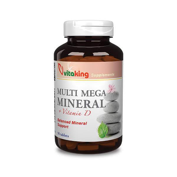 Multi Mega Mineral – Vitaking