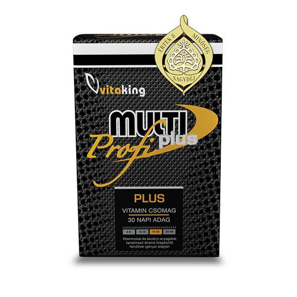Multi Plus Profi vitamincsomag-Vitaking