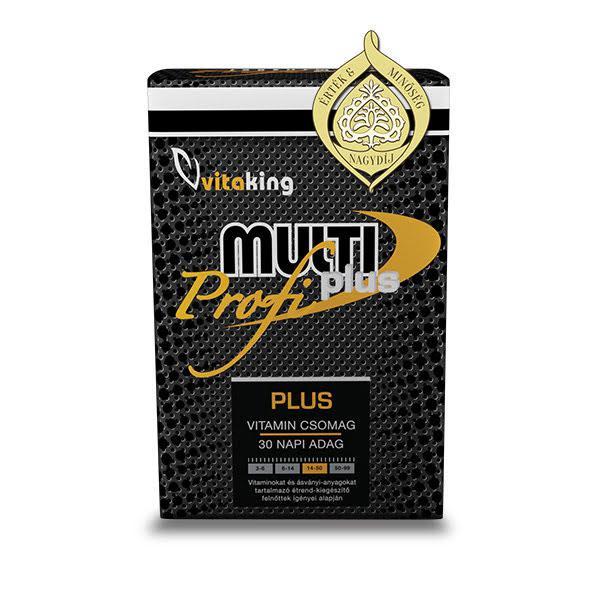 Multi Plus Profi vitamincsomag-Vitaking