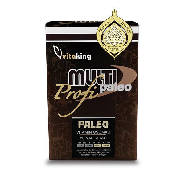 Multi Profi Paleo csomag (30 napra) – Vitaking