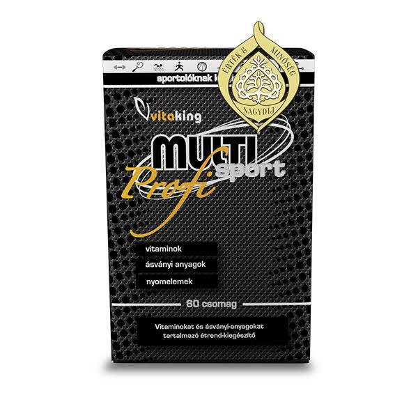 Multi Sport Profi vitamincsomag (Vitaking) (60 napos)