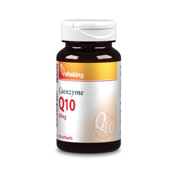 Q10 Koenzim 60mg (60) – Vitaking