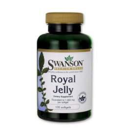 Royal Jelly (Méhpempő - 100 kapszula) - Swanson