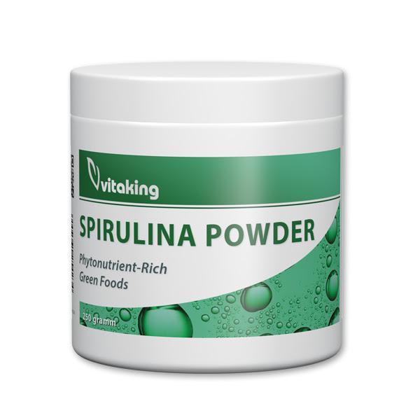 Spirulina alga por 250g – Vitaking