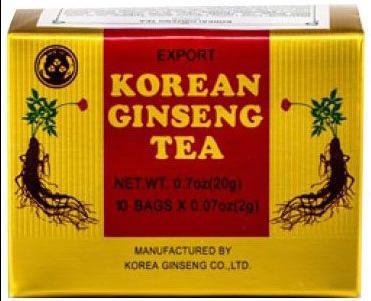 Sun Moon Instant koreai ginseng tea – 10db