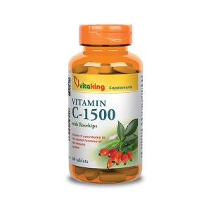 C-1500mg (60) 15mg csipkebogyóval- Vitaking