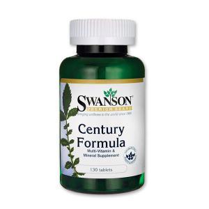 Century Formula vassal (130 tabletta) - Swanson