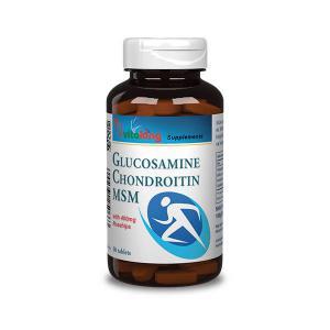 Glükozamin + Kondroitin + MSM komplex (60 db)-Vitaking