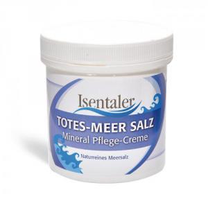 Holt-tengeri só krém bőrproblémák kezelésére - 250 ml