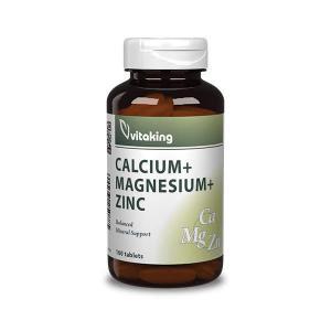 Kalcium-magnézium-cink – Vitaking