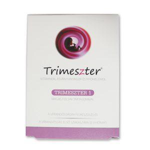 Trimeszter 1 multivitamin (60 tabletta)
