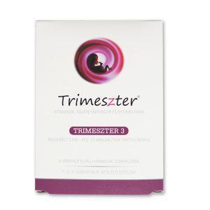 Trimeszter 3 multivitamin (60 tabletta)