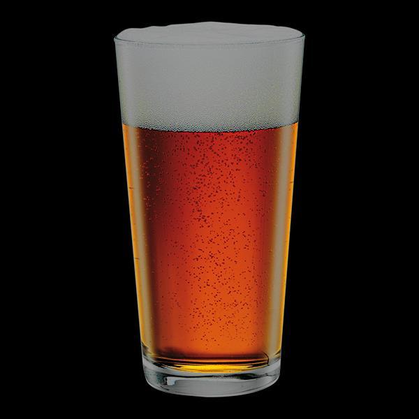 Bormioli Rocco Sestriere sörös pohár, 6 db, 58,8 cl,