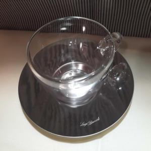 Luigi Bormioli Thermic Glass Cappuccino csésze, 16,5 cl, 2db, 198152