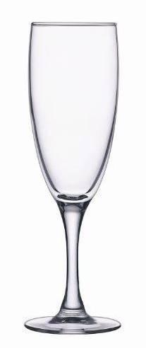 Luminarc French Brasserie pezsgős pohár, 17 cl, 6 db, 510018