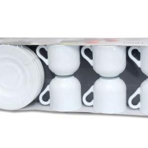 BORMIOLI ROCCO EBRO kávés készlet, 16 cl, 6 db, 202002