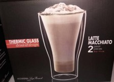 LUIGI BORMIOLI THERMIC GLASS LATTE MACCHIATO, 34 cl, 2 db, 198161