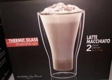 LUIGI BORMIOLI THERMIC GLASS LATTE MACCHIATO, 34 cl, 2 db, 198161