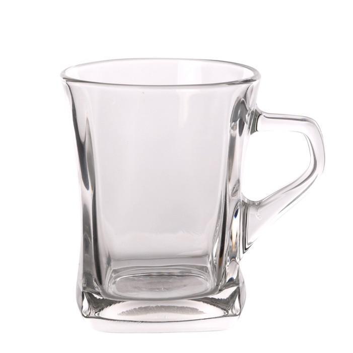 Vitrum Hrastnik GEO kávés, teás füles bögre, 1 db, alátét nélkül, 25 cl, 423038