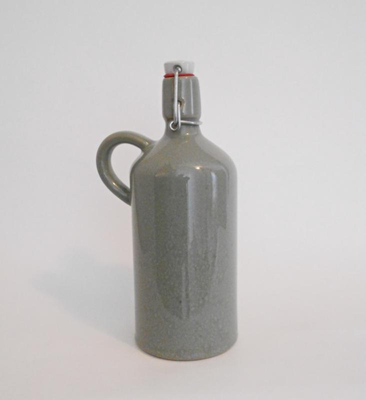 1 literes palack, zöld