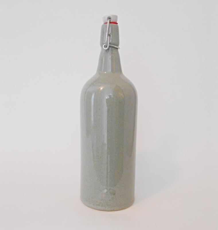 1,5 l-es palack, zöld