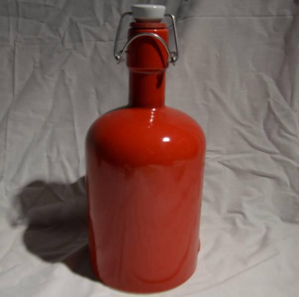 2 l-es palack, piros