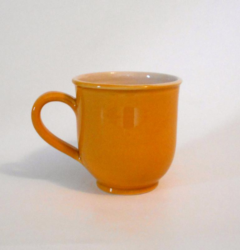 Harang bögre - sárga