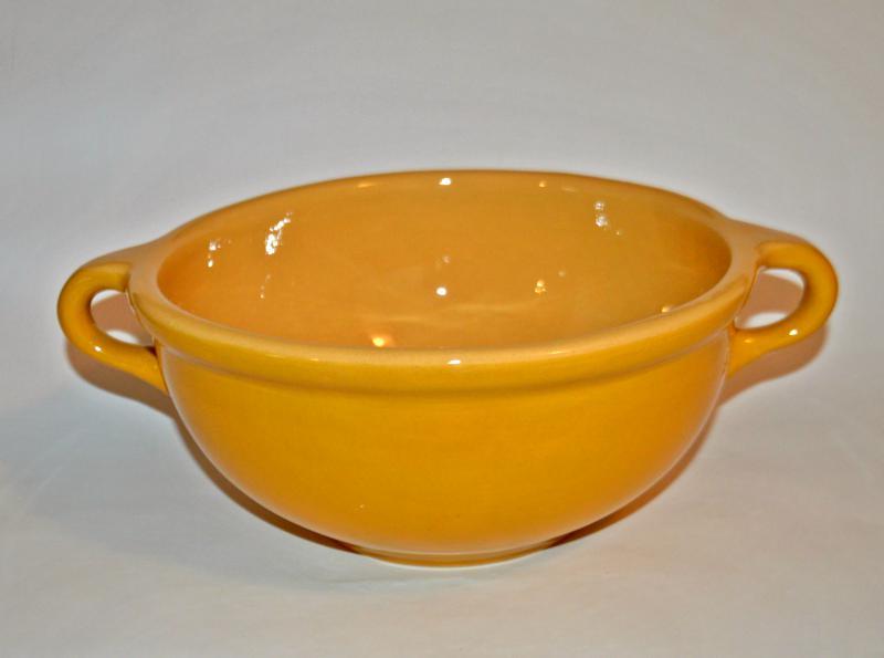 Keverőtál, közepes - gasztroangyal-sárga