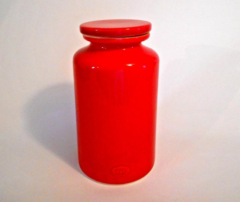 Paprikatartó, piros