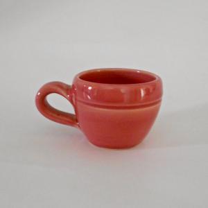 Kis mokkás csésze - rózsaszín