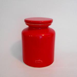 Paprikatartó, kicsi, piros
