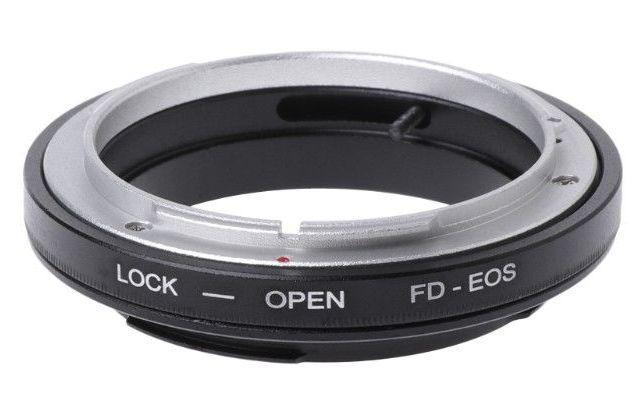 Canon FD-EOS adapter