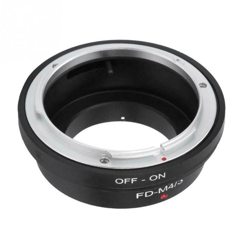 Canon FD-Micro 4/3 adapter (FD-M4/3)