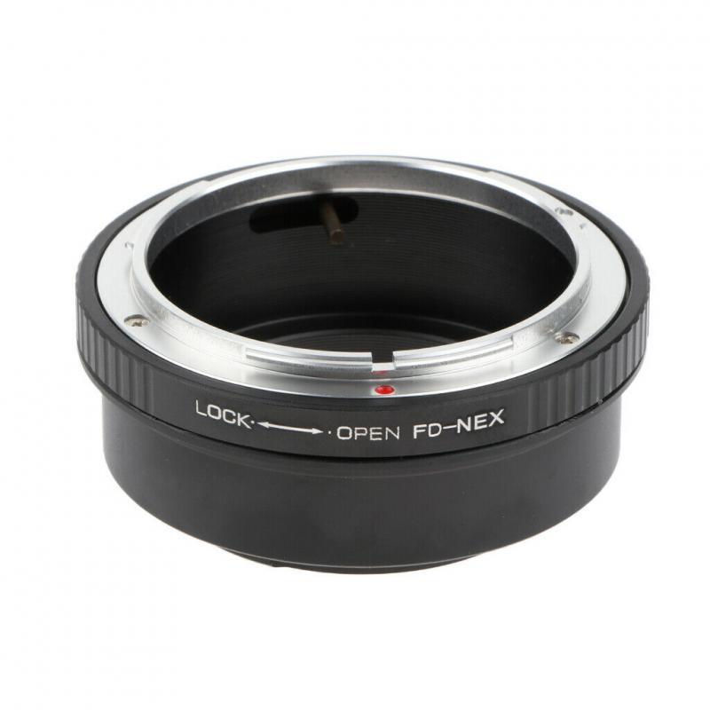 Canon FD-Sony E adapter (FD-NEX)