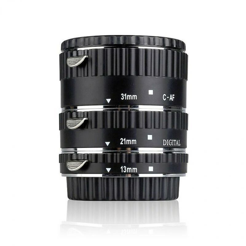 Canon közgyűrű Meike AF