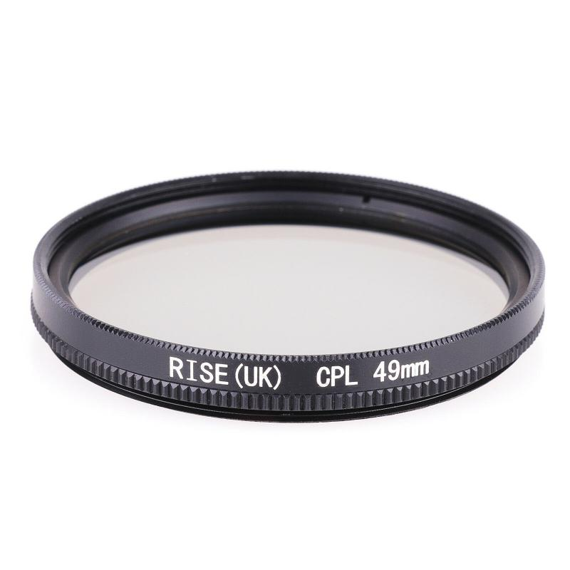cirkuláris polárszűrő 49mm (CPL)