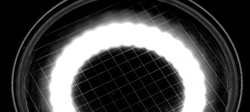 csillag szűrő 58mm 4x