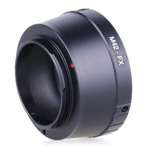 M42-Fuji FX adapter (M42-FX)