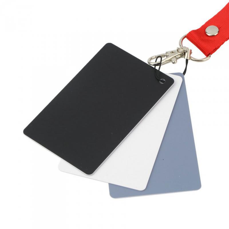 Fehéregyensúly beállító kártyák