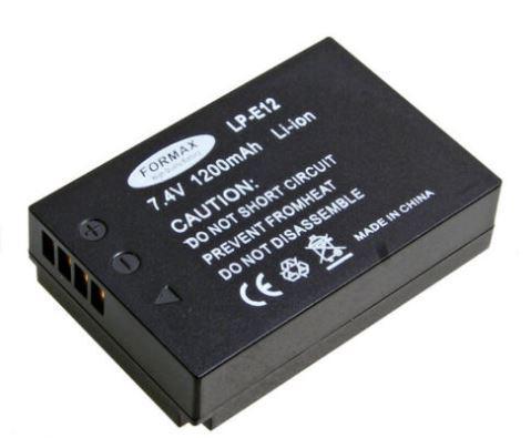 LP-E12 akkumulátor