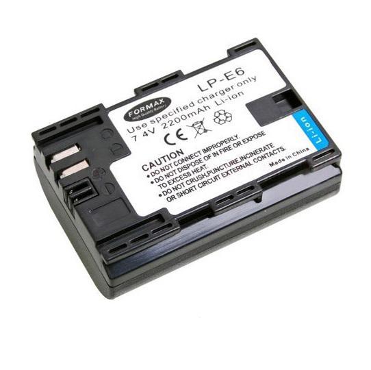 LP-E6 akkumulátor