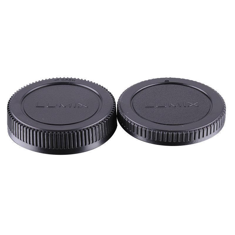 Lumix Micro 4/3 váz és objektív sapka