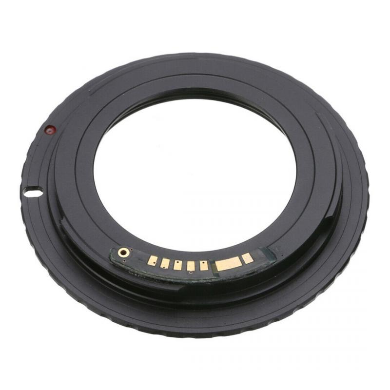 M42 Canon chipes adapter (M42-EOS)