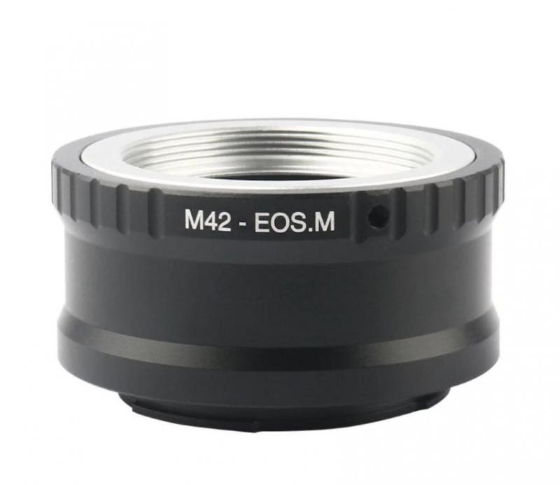 M42 EOSM adapter, M42 Canon EOS M átalakító (M42-EOSM)